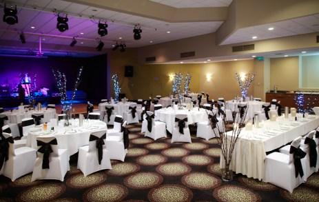 Moama Bowls Club Wedding Reception