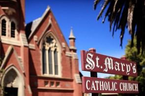 St Mary's Catholic Church Echuca