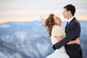 Wedding Photographer at Mt Hotham