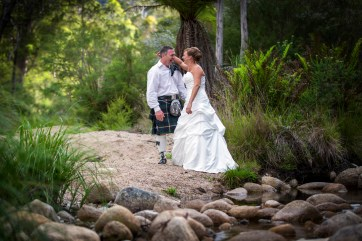 Wedding at Mt buffalo