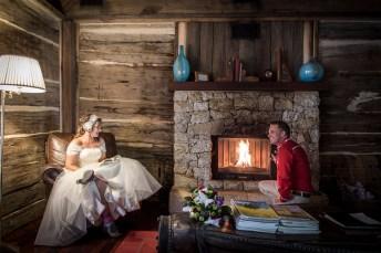 1860 Accommodation Wedding