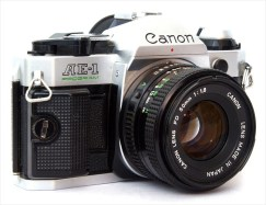 Canon-AE-1 Program