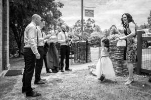 Wedding at Wandiligong Hall