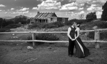 Craigs Hut Wedding Photos 3