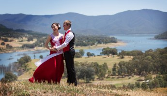 Lake Eildon Wedding Photos