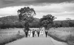A wedding in Taminick
