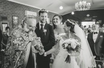 Wangaratta Greek Orthodox Church Wedding