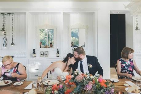 The Lake House Daylesford Wedding