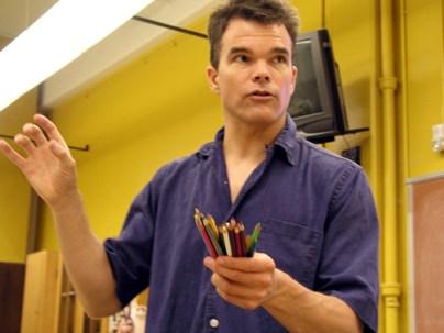 Colored Pencil Workshop