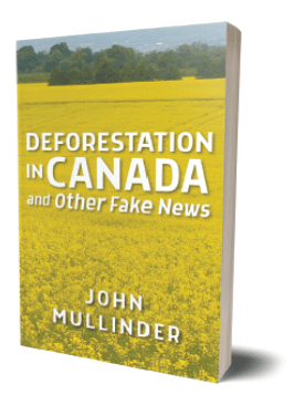 Deforestation In Canada and Other Fake News Cover