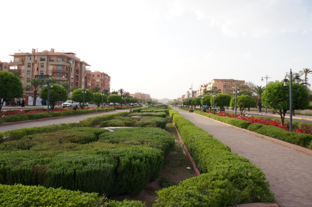 The view from Mohammed VI