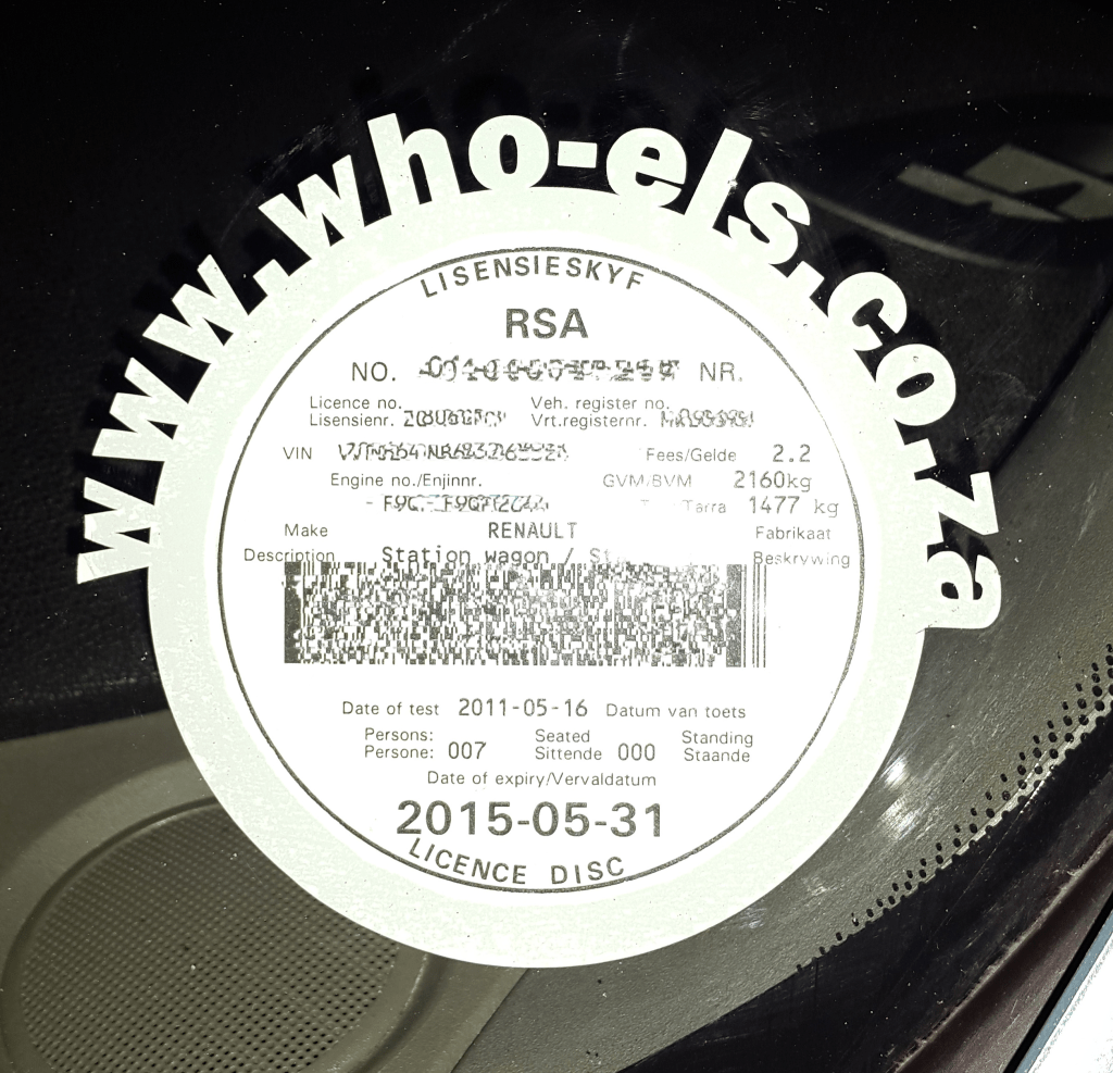 code 2 license south africa