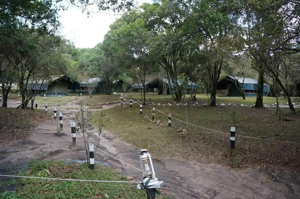Masai mara tented camp enkolong kenya