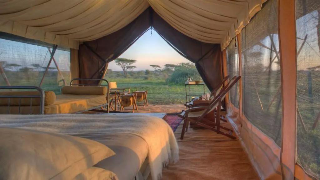 andBeyond Under Canvas Serengeti