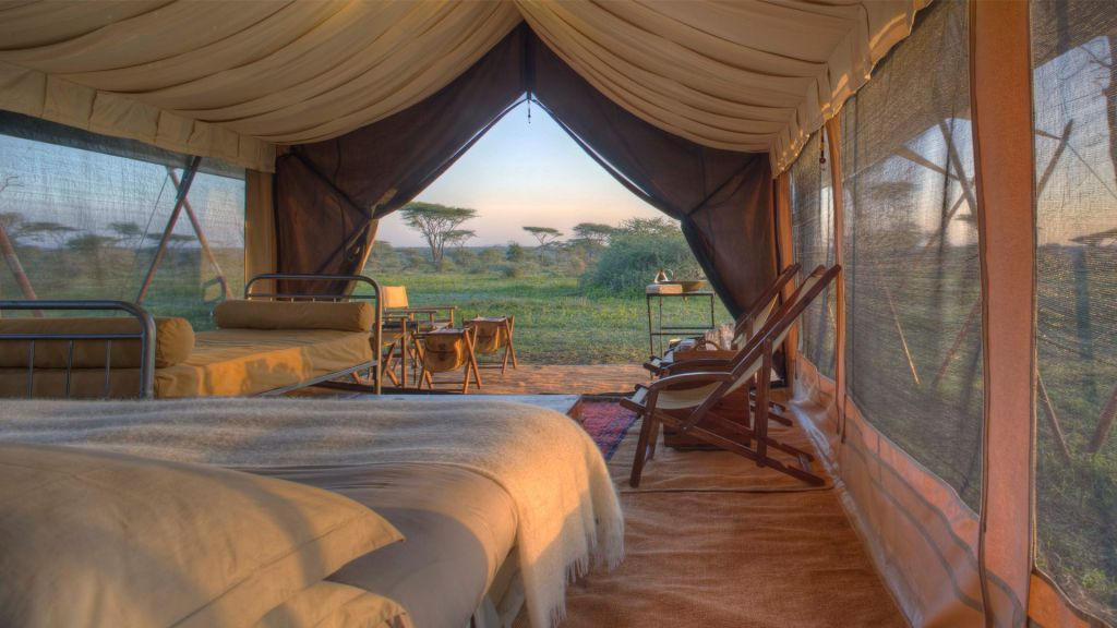 andBeyond Under Canvas Serengeti