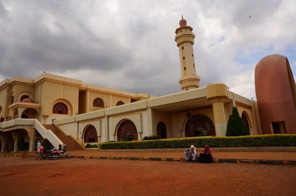 Muammar Gaddafi Mosque