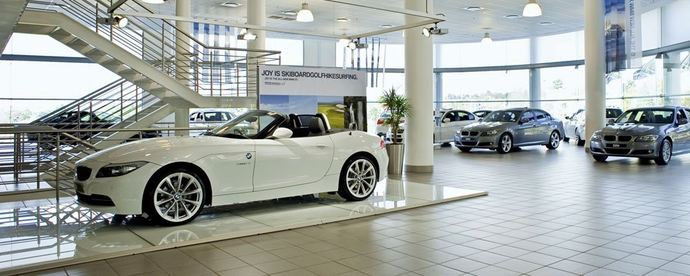 Sandton BMW dealership