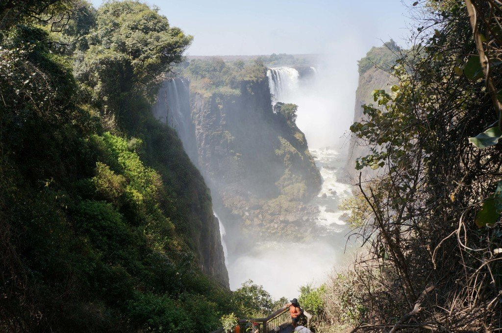 Waterfall spotting finally!