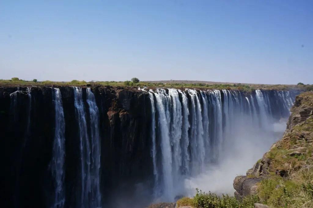 victoria falls zimbabwe views