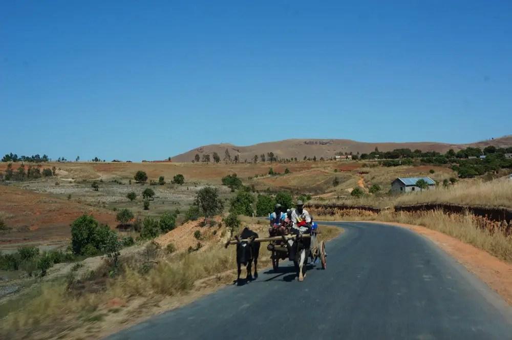 madagascar rn7 highway