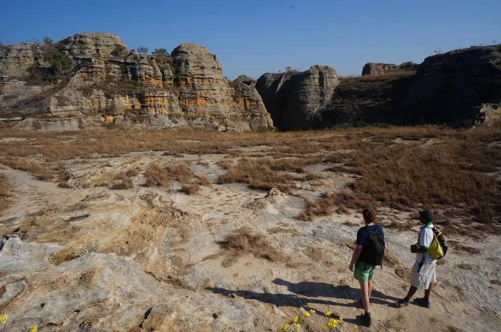 Isalo Hike Madagascar