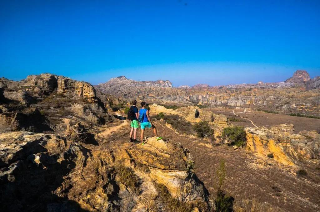 isalo national park hike