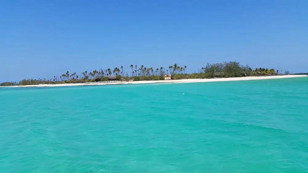 Matemo Island in Mozambique Quirimbas