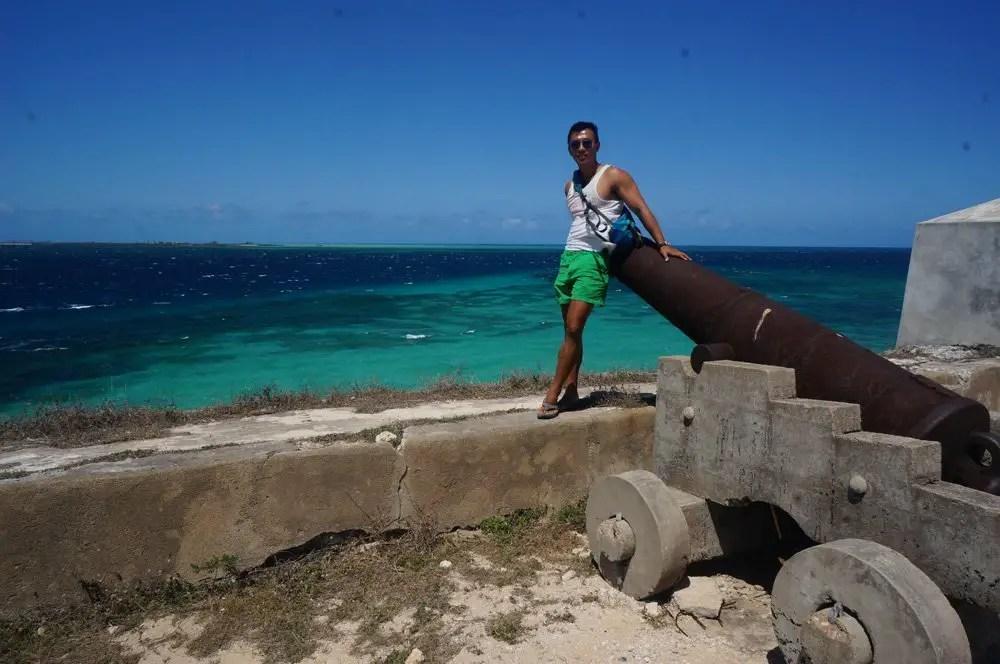 Ilha de Mozambique fortaleza