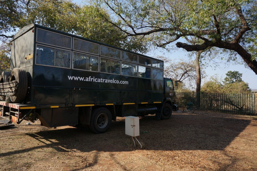 Africa Travel Co overland