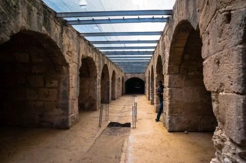 El Jem Coliseum Amphitheatre