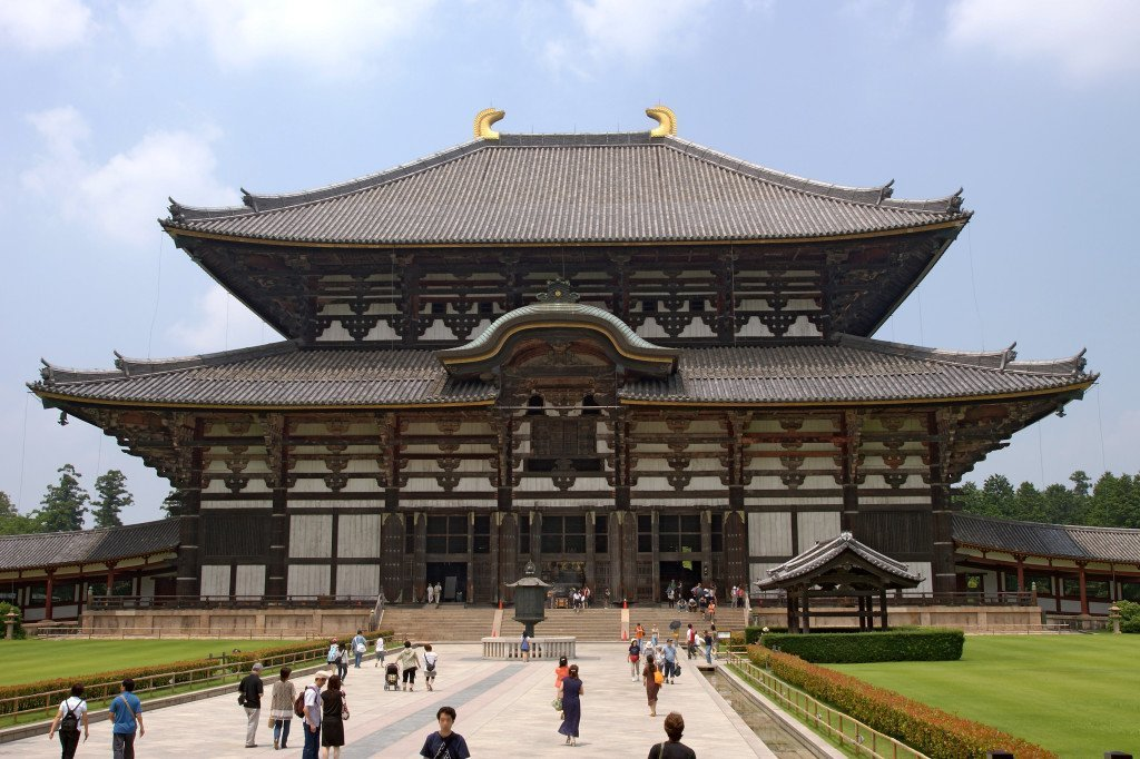 Tōdai-ji, japan largest temple