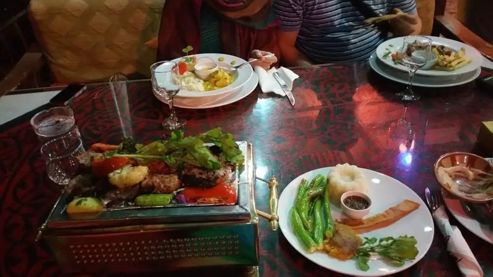Dahab restaurant