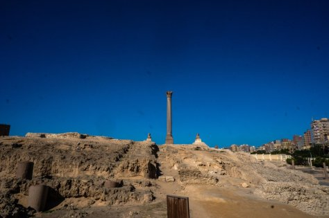 Pompeii's Pillar Alexandria