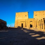 Philae Temple Museum Egypt