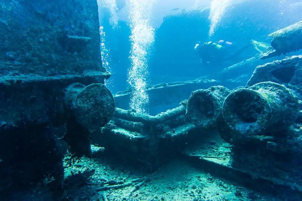ss thistlegorn ras mohammed diving egypt red sea