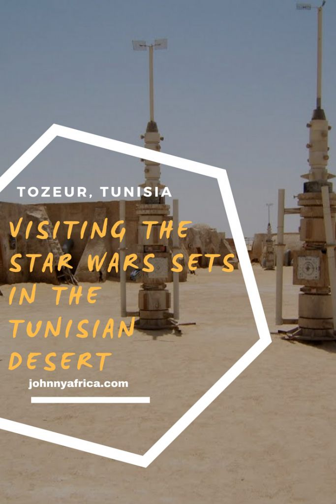 Located in Southern Tunisia, Star wars was actually filmed here. Almost all of Star wars sets, from Tatooine to Luke Skywalker\'s igloo like house, were filmed here in Tunisia. #starwars #skywalker #tatooine #tozeur #tunisia #filmsets