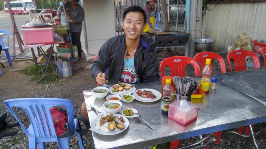 Cambodian BBQ Pork