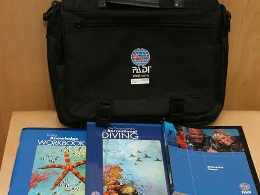 Divemaster manual