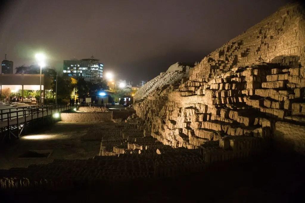 Huaca Pucllana Ruins