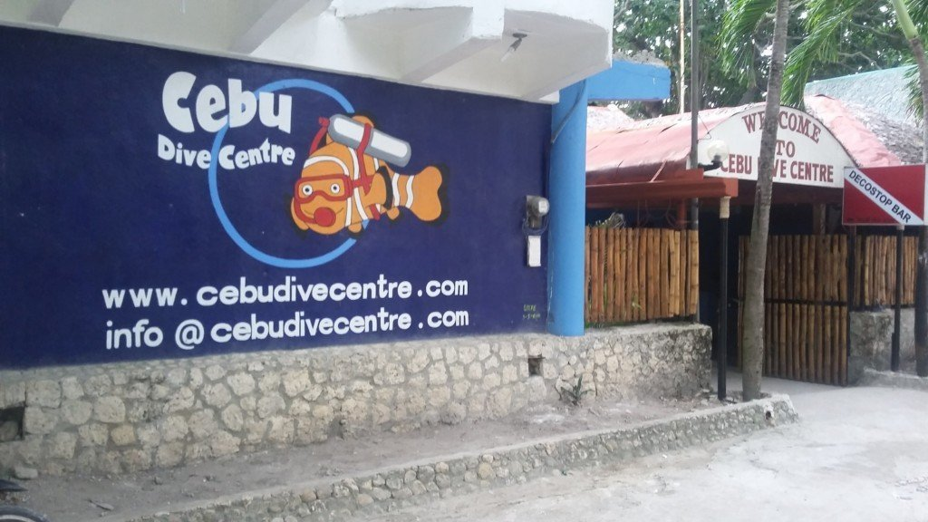 Cebu dive center