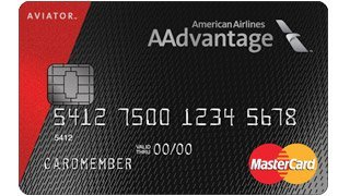 AAdvantage Aviator Card