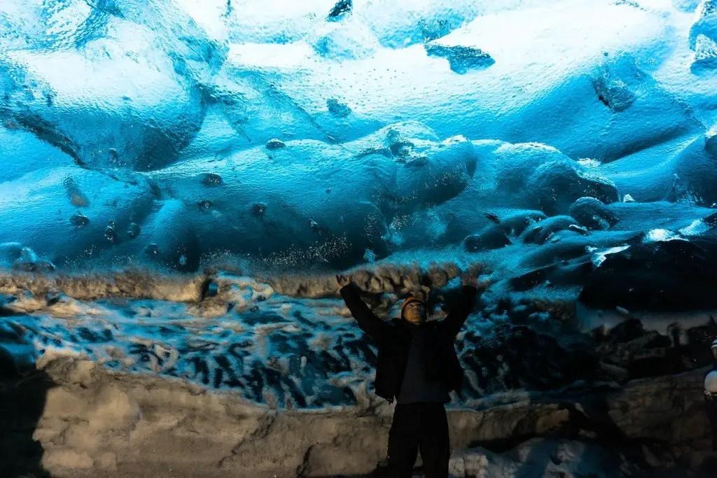 Ice Cave tour vatnajokull