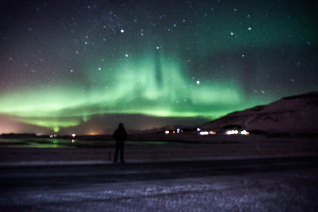 how to take photos of the aurora borealis