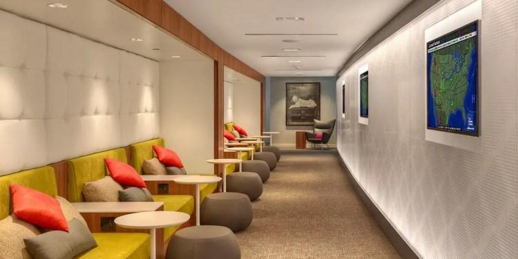 Centurion Lounge LGA