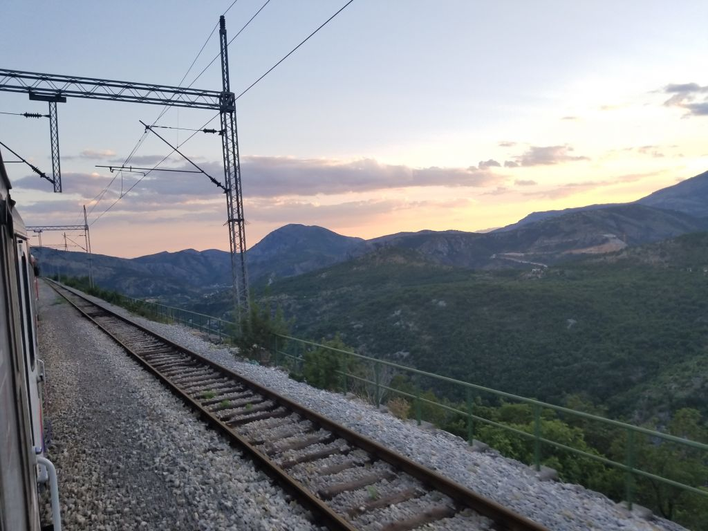 Podgorica train