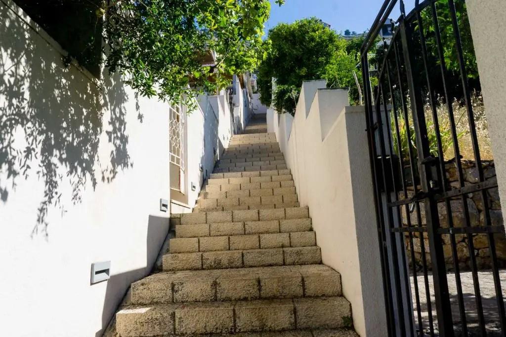 ploce steps stairs dubrovnik