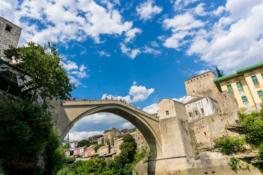 Stari most old bridge mostar