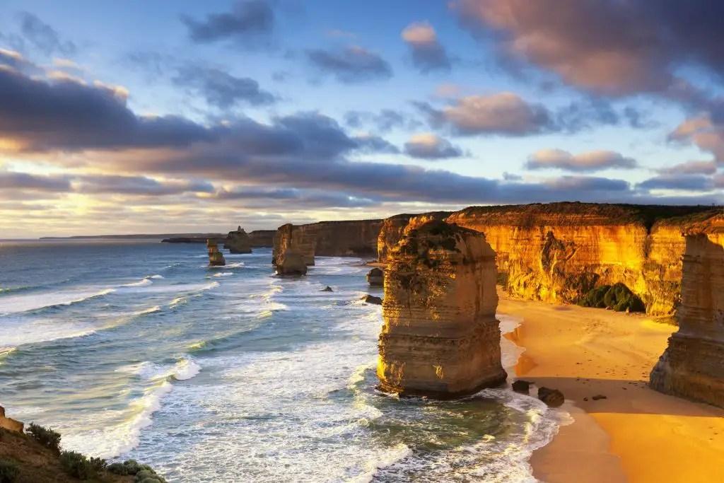 Great Ocean Road Australia road trip