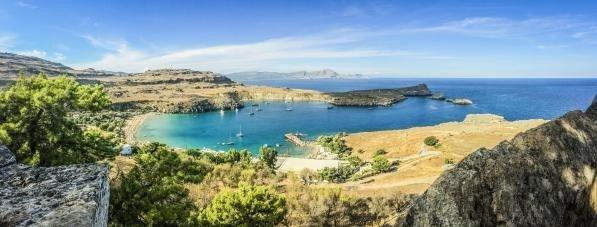 Peloponnese Peninsula biking route