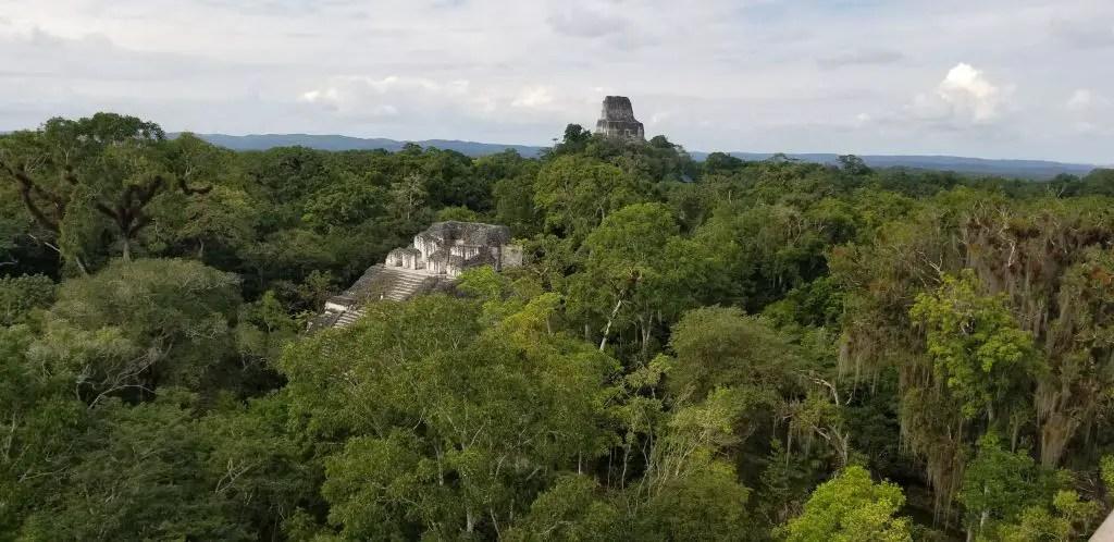 Tikal Temple II 2